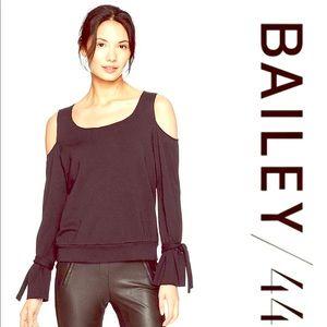 NWT BAILEY 44 Snow Queen Sweatshirt. S.